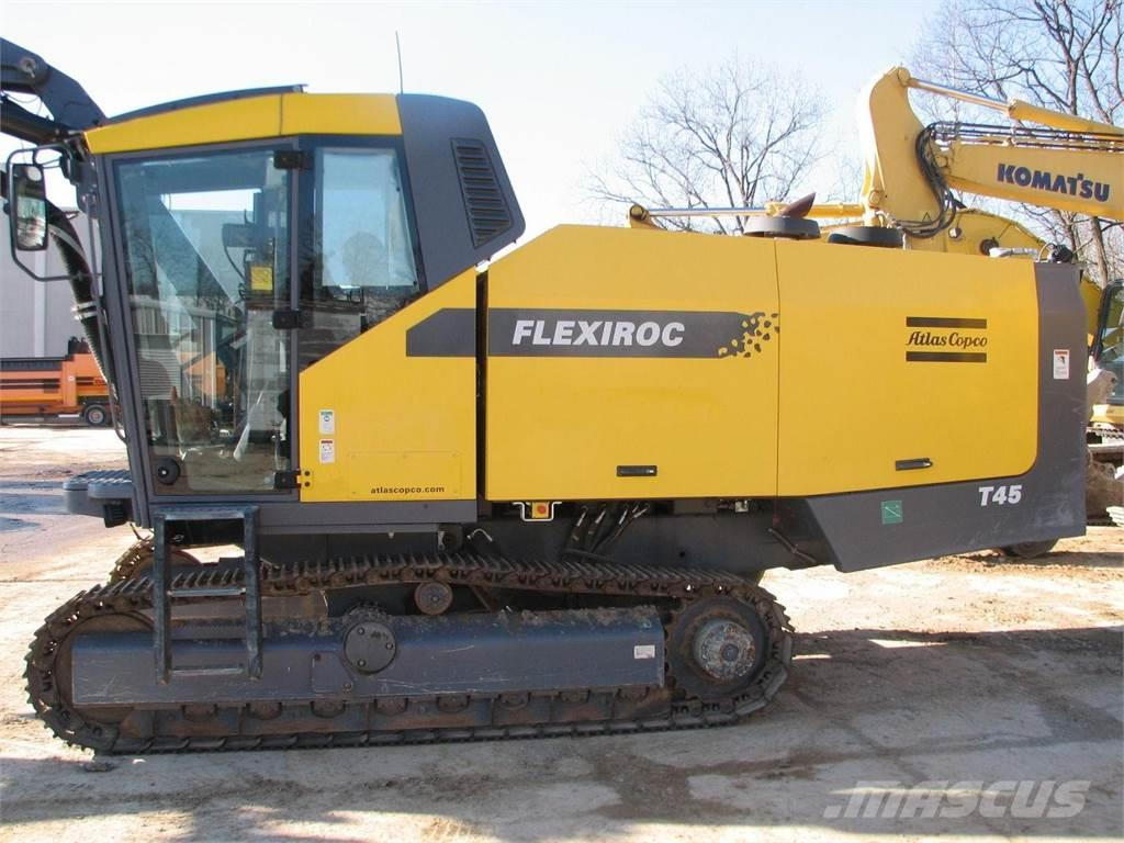 Atlas Copco FLEXIROC T45