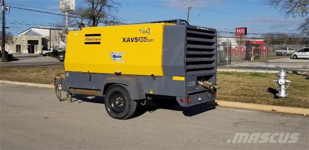 Atlas Copco XAVS650JD7