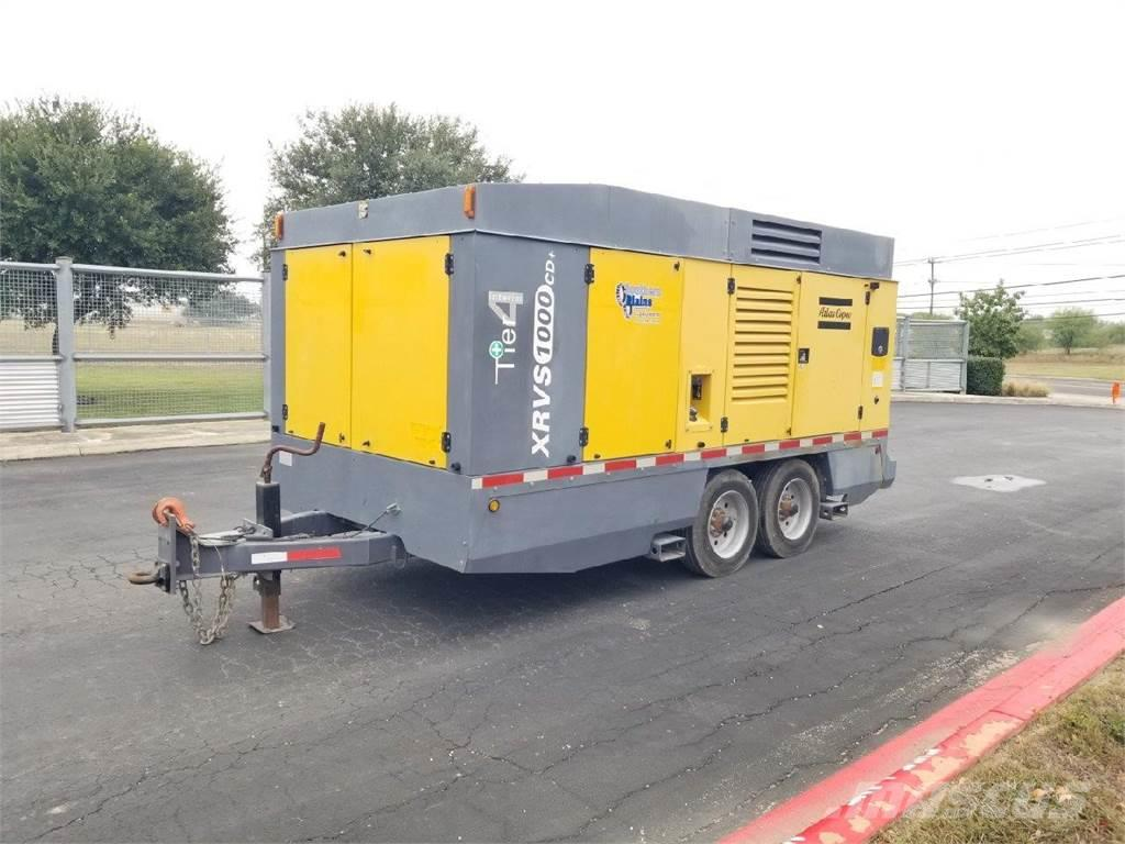 Atlas Copco XRVS1000+ CD