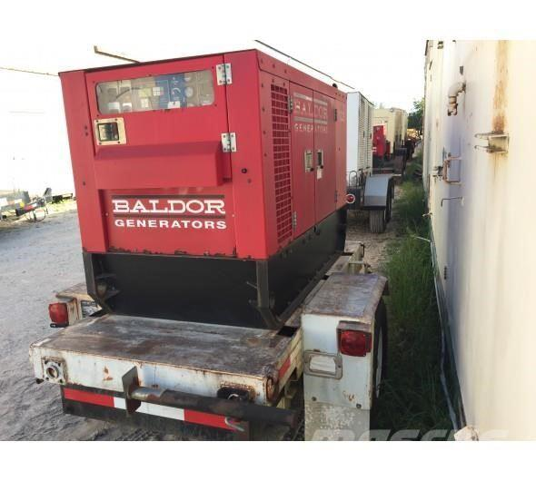 Baldor 20 kw diesel generators year of manufacture for Baldor motor serial number lookup