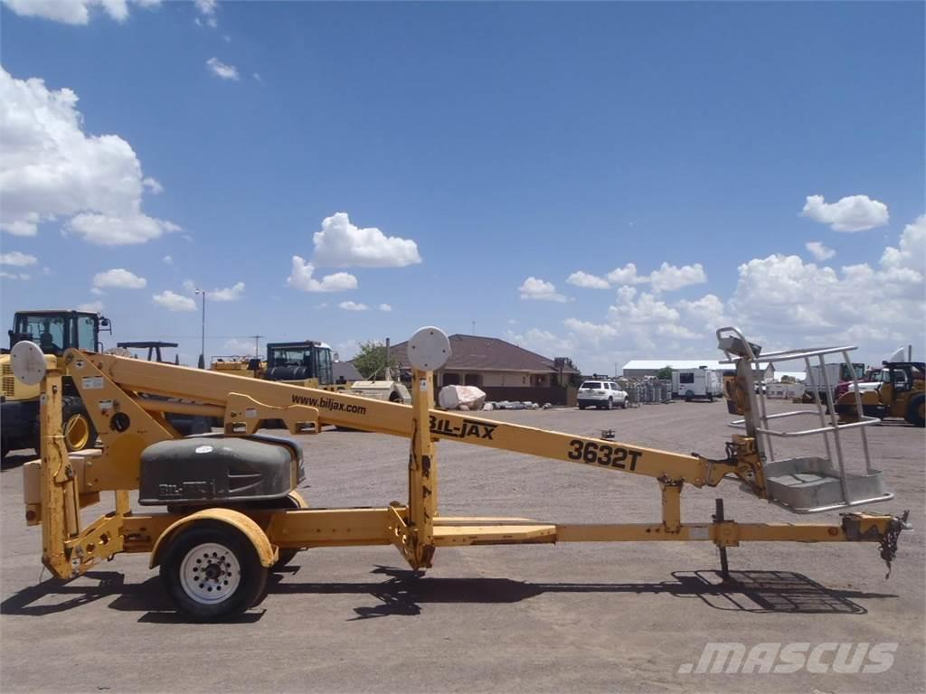 Used Bil-Jax -3632t articulated boom lifts Year: 2008 Price: $15,750 for sale - Mascus USA