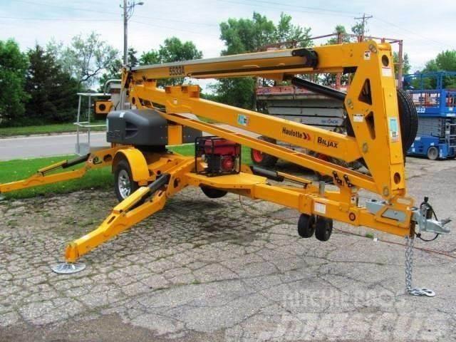 Bil-Jax 5533A