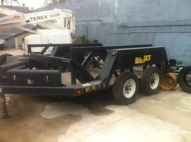 bil jax te7000 for sale miami florida price 8 500 year 2008