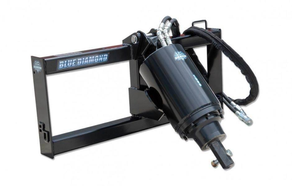 Blue Diamond Heavy Duty Auger Drive Units