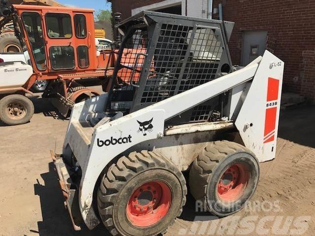 Bobcat 843B
