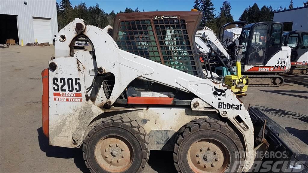 Bobcat S205
