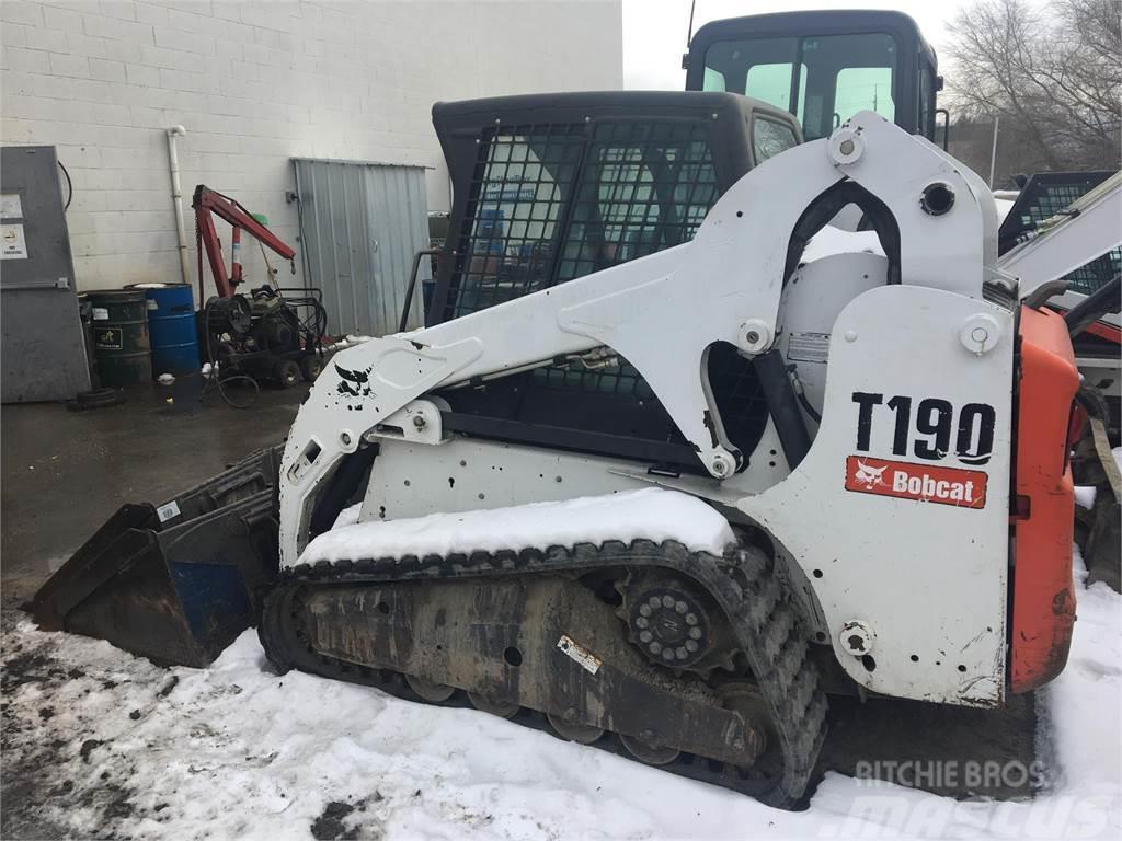 Bobcat T190
