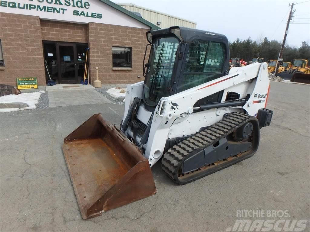 Bobcat T630 til salg, Pris: kr. 181.074, Årgang: 2010 - Brugte Bobcat T630 Minilæsser ...