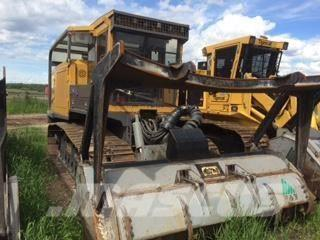 Bron 475_forestry mulchers Year of Mnftr: 2008  Pre Owned