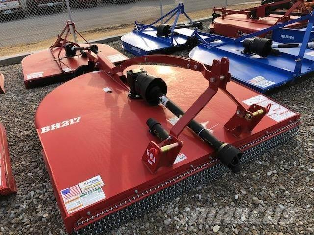 Bush Hog BH217_mower-conditioners Year of Mnftr: 2018  Pre Owned