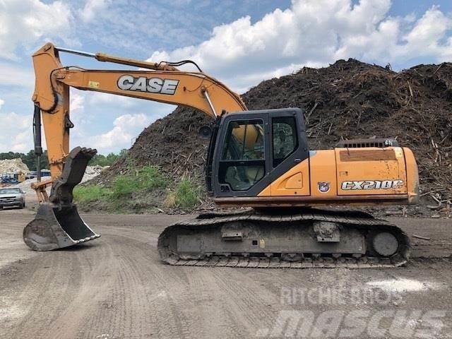 CASE CX210C