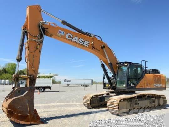 CASE CX490D