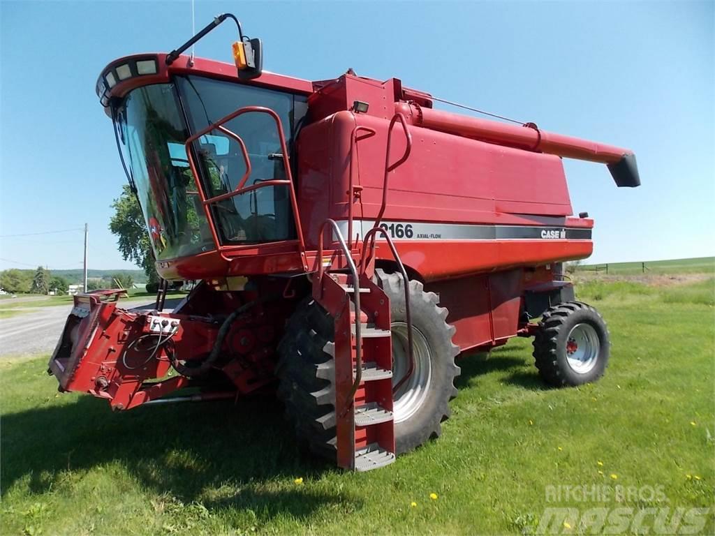 Case IH 2166, 1996, Combine Harvesters ...