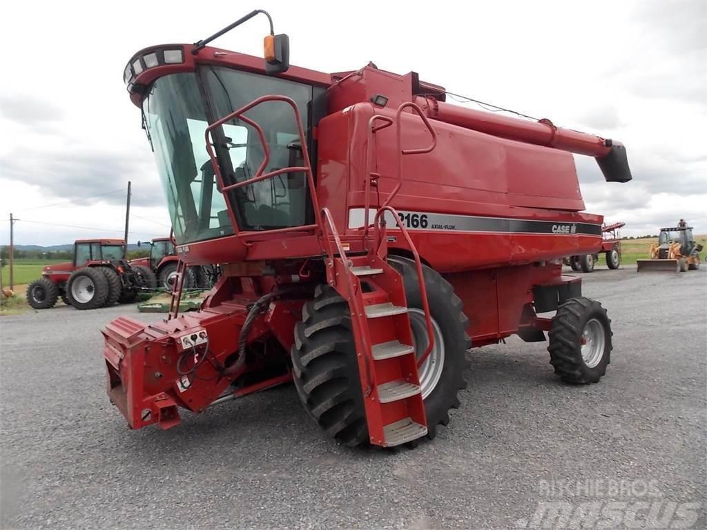 Case IH 2166, 1995, Combine Harvesters ...