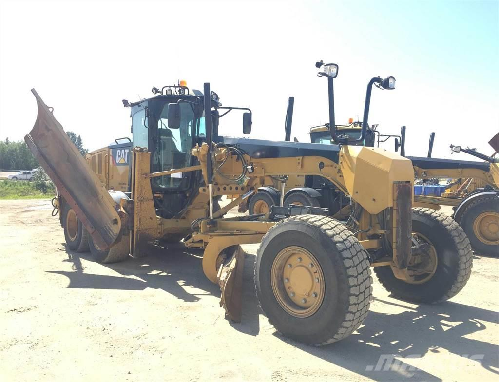 Caterpillar 140M2 AWD