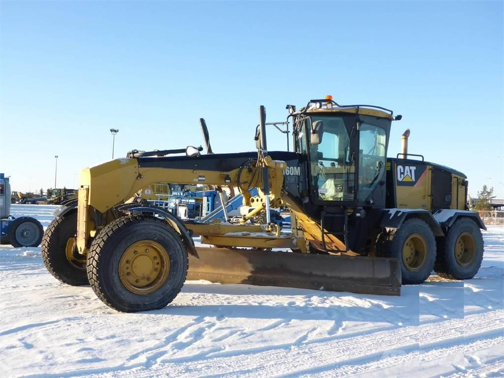 Caterpillar 160M AWD