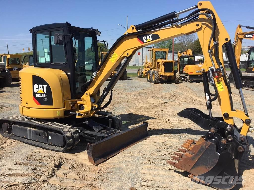 Caterpillar 303.5E2 CR