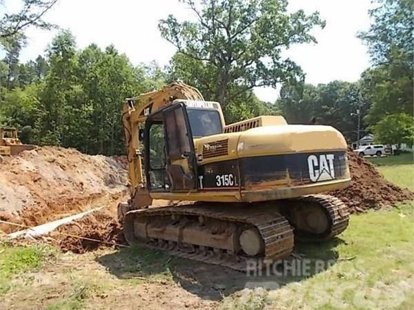 Caterpillar 315CL