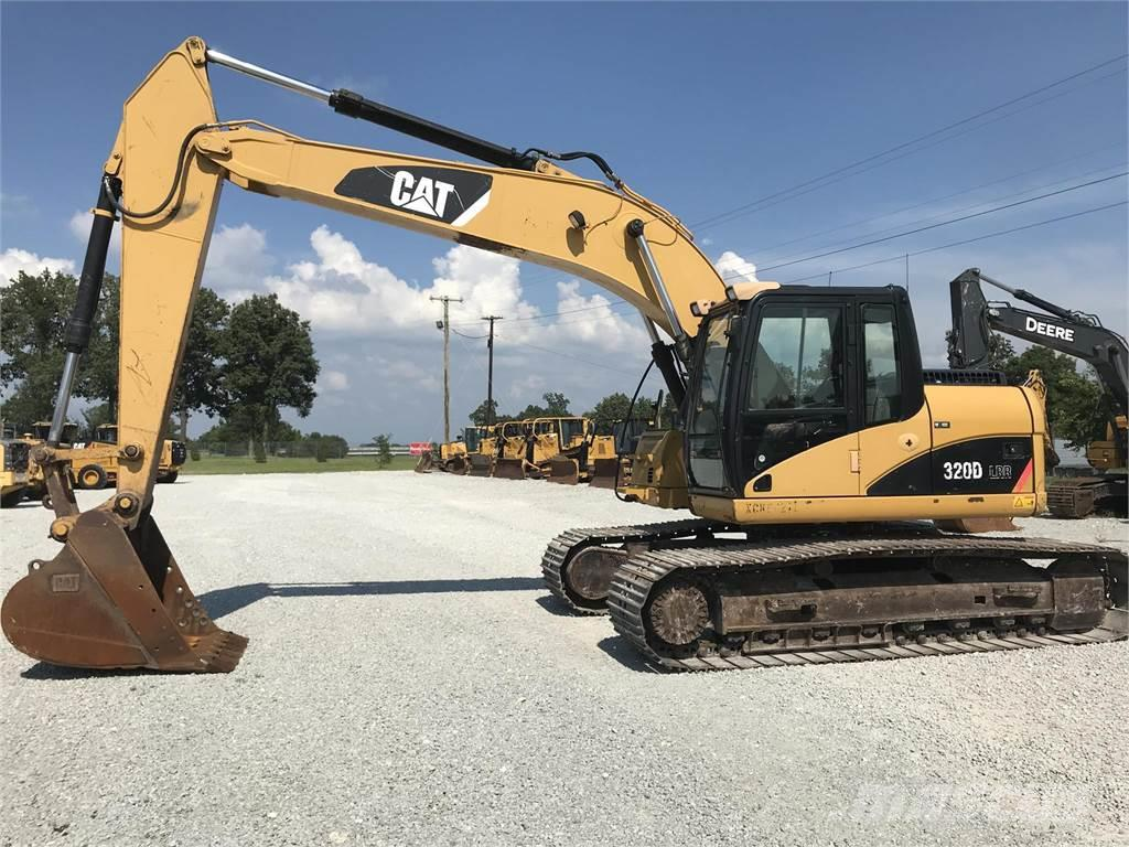Caterpillar -320dlrr for sale Jackson, Tennessee , Year