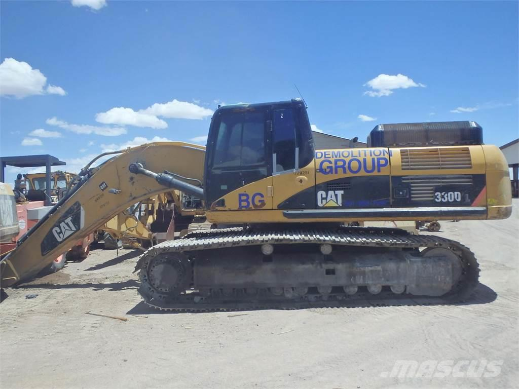 used caterpillar 330d crawler excavators year 2008 for sale mascus usa. Black Bedroom Furniture Sets. Home Design Ideas