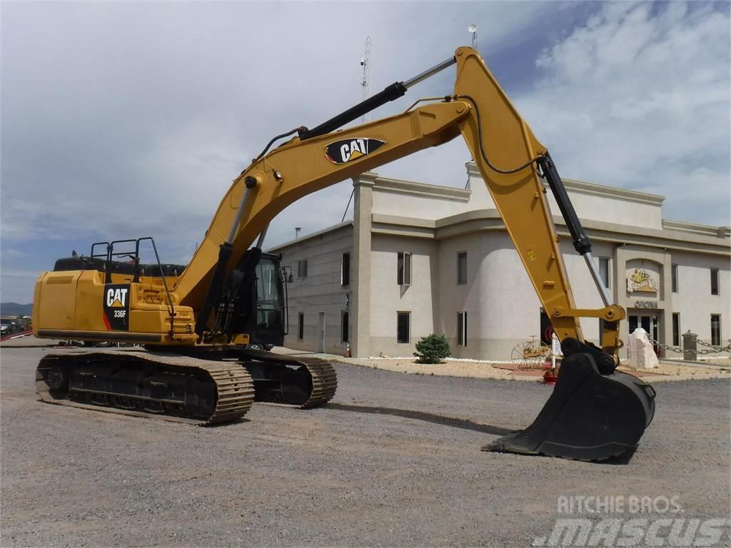 Caterpillar 336F Price: €203,943, 2014 - Crawler excavators