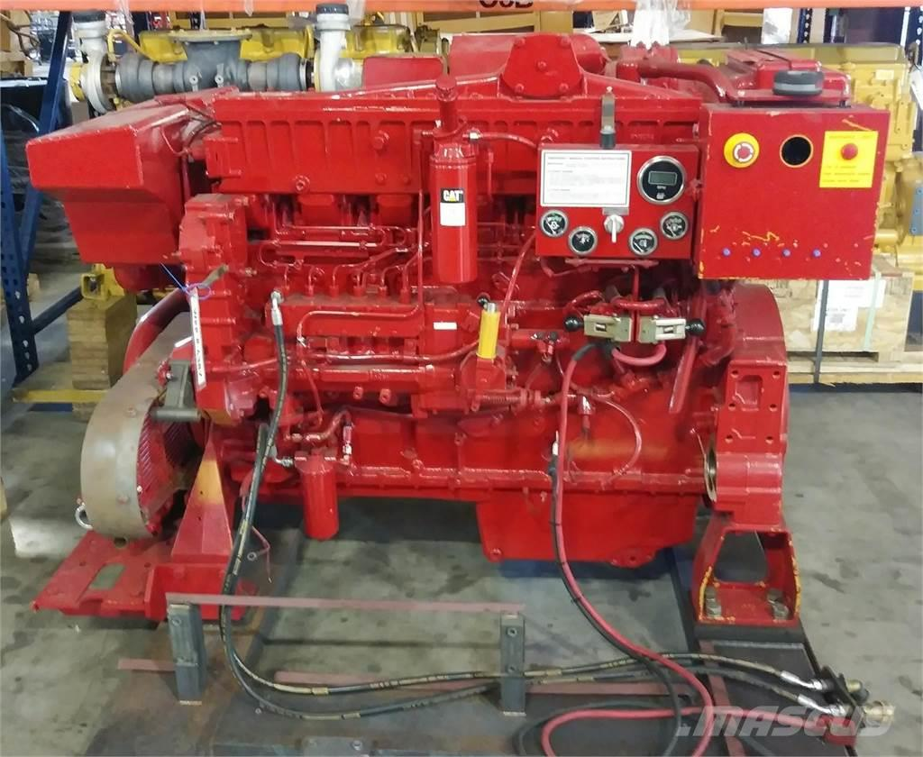 Caterpillar 3406_engines Year of Mnftr: 2010  Pre Owned