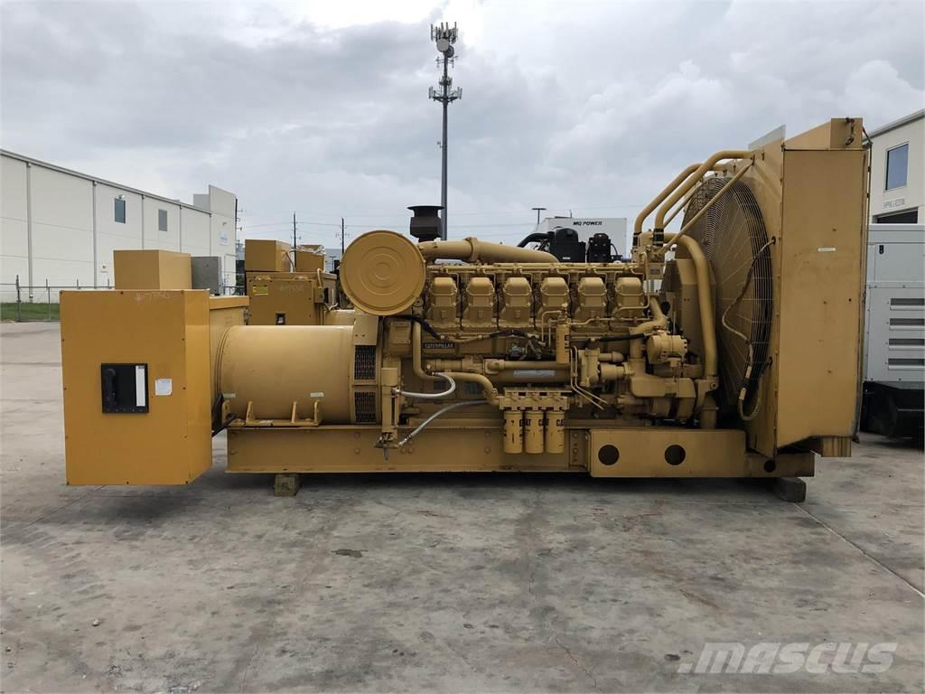 Caterpillar 3512MUI