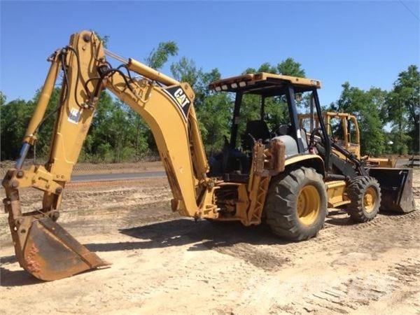 Caterpillar 420D IT