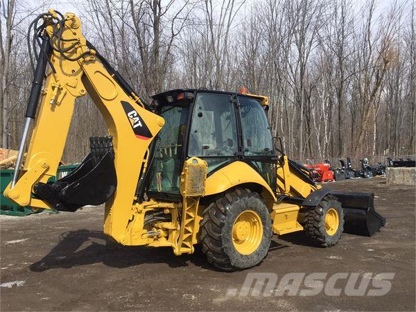 Caterpillar 420E IT