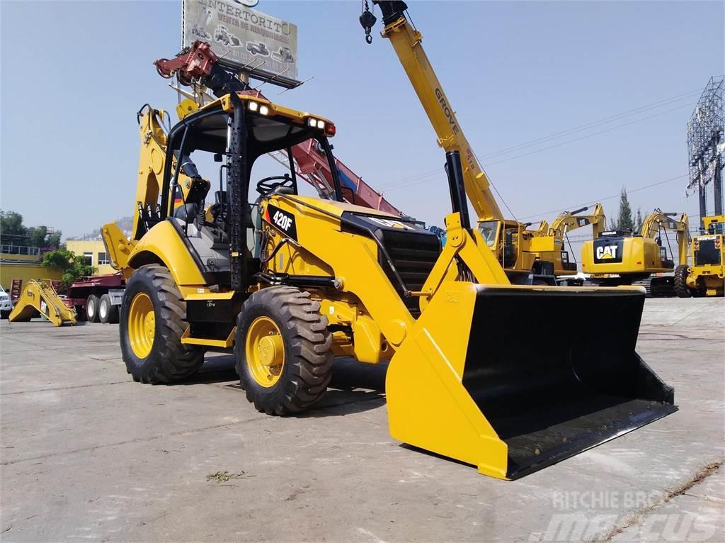 G Cat Construction Used Caterpillar -420f...