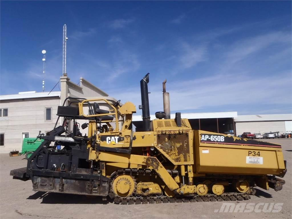 Caterpillar AP-650B