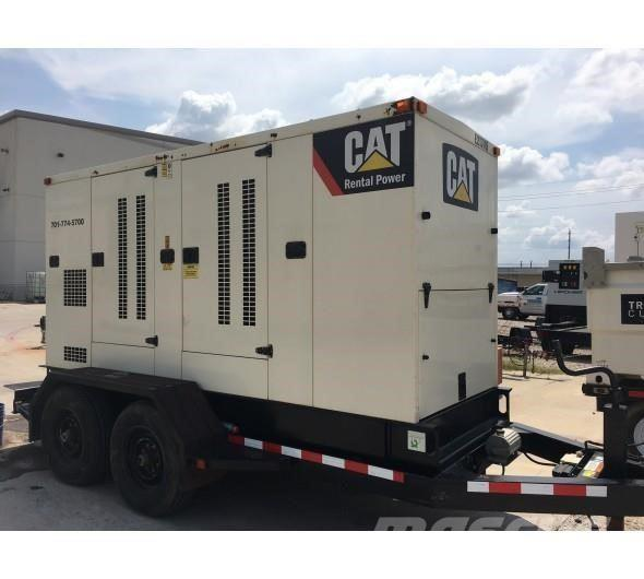 Portable Gas Generators Houston Texas : Caterpillar aps for sale houston texas year