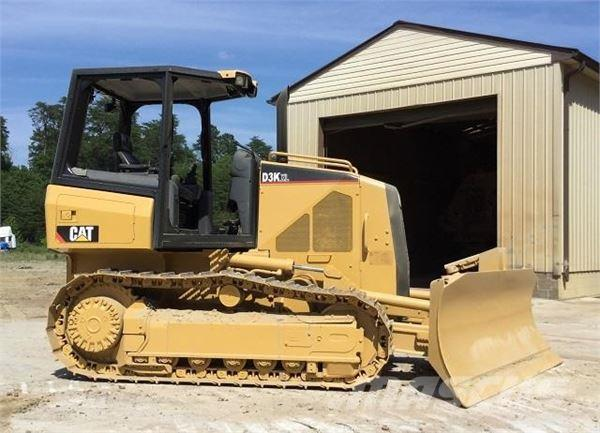 Caterpillar D3K XL