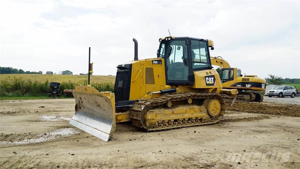 Caterpillar D6K2 XL