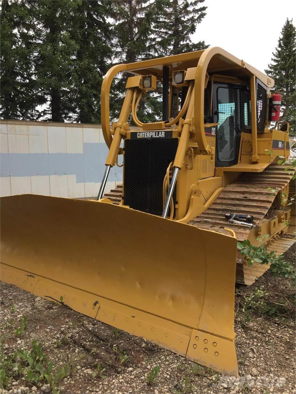 Bulldozers For Sale >> Caterpillar D6r Lgp Ii