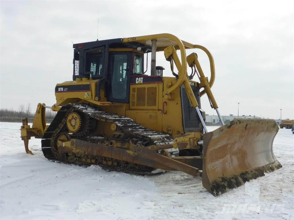 Caterpillar D7R DS LGP