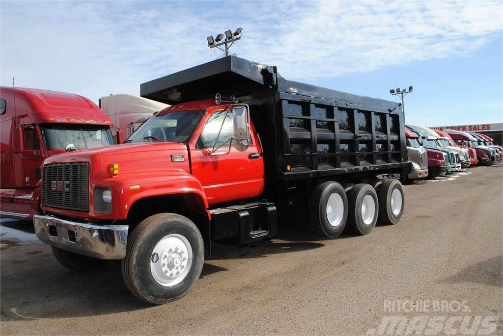 Chevrolet -kodiak-c8500 for sale Covington, Tennessee Price: $14,000 ...