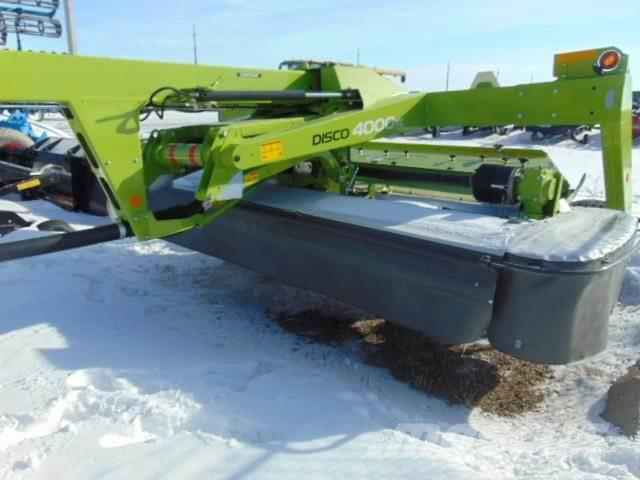 CLAAS DISCO 4000TC CONTOUR