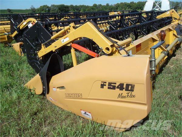Claas F540