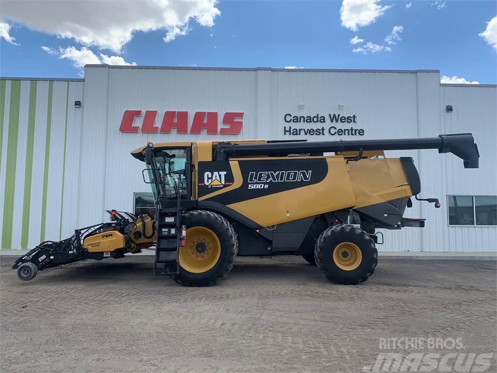CLAAS LEXION 580R