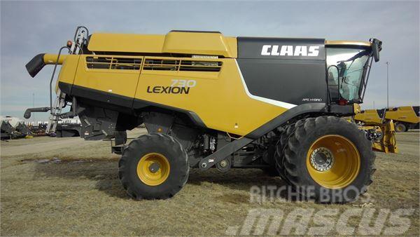 CLAAS LEXION 730