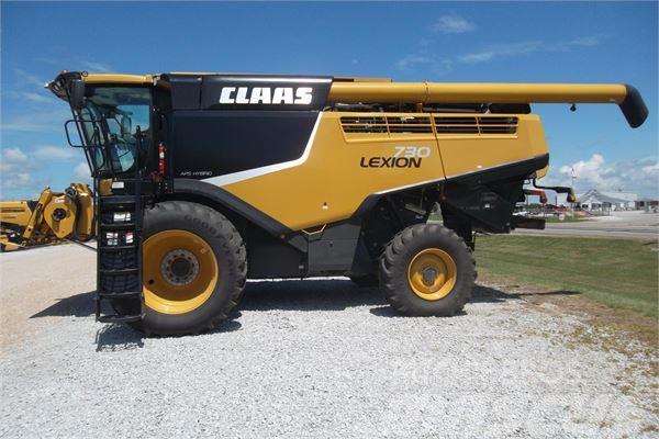 CLAAS LEXION 730P