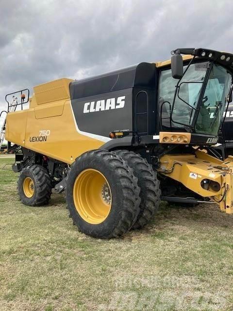 CLAAS LEXION 750