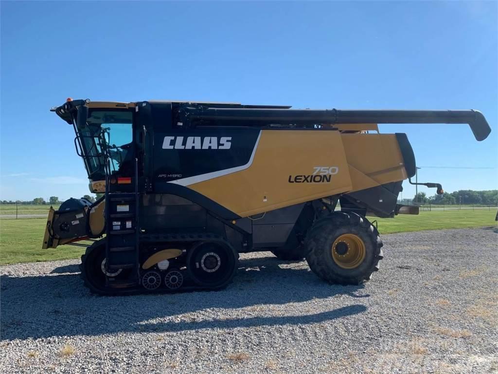 CLAAS LEXION 750TT