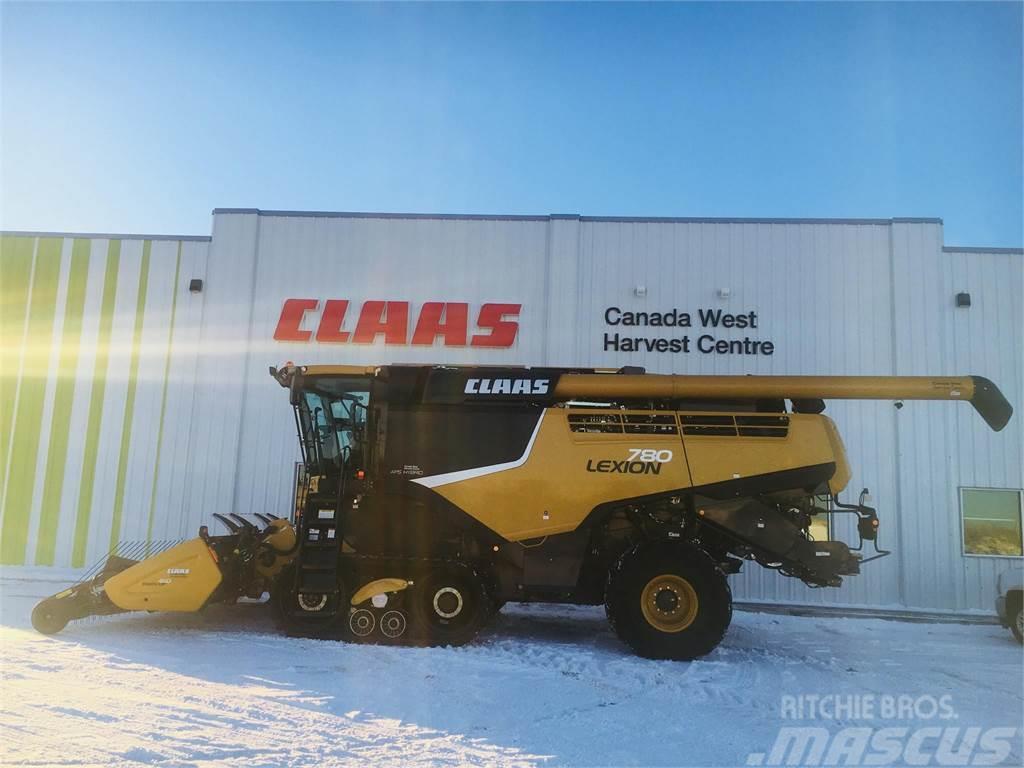 CLAAS LEXION 780TT