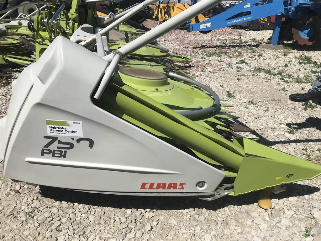 CLAAS ORBIS 750