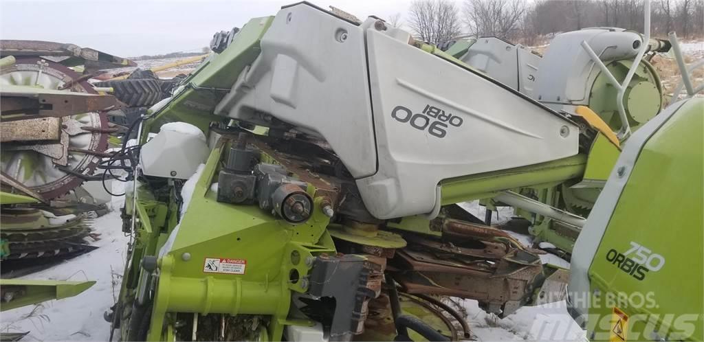 CLAAS ORBIS 900