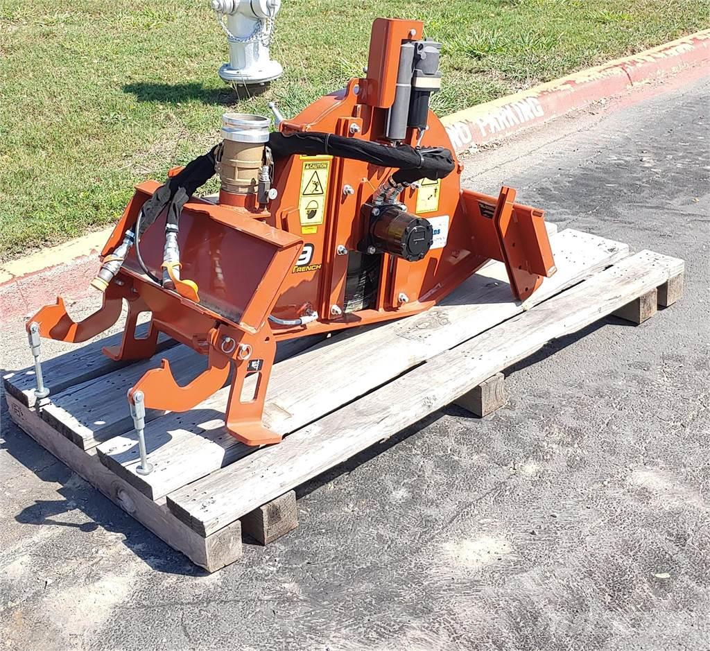 Ditch Witch 17 DITCH WITCH MT9 MICRO TRENCHER