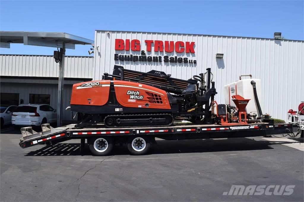 Ditch Witch JT3020 MACH 1