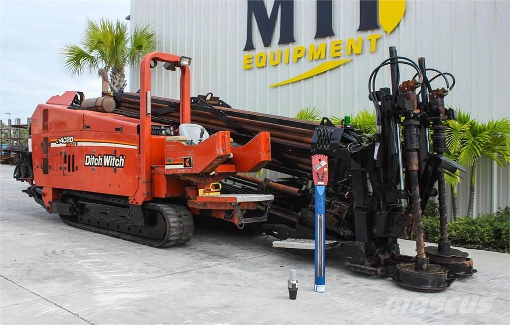 Ditch Witch JT4020 MACH 1